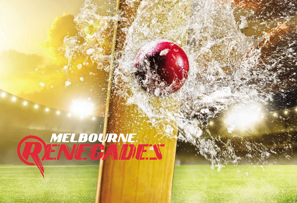 Nylex teams up with the Melbourne Renegades