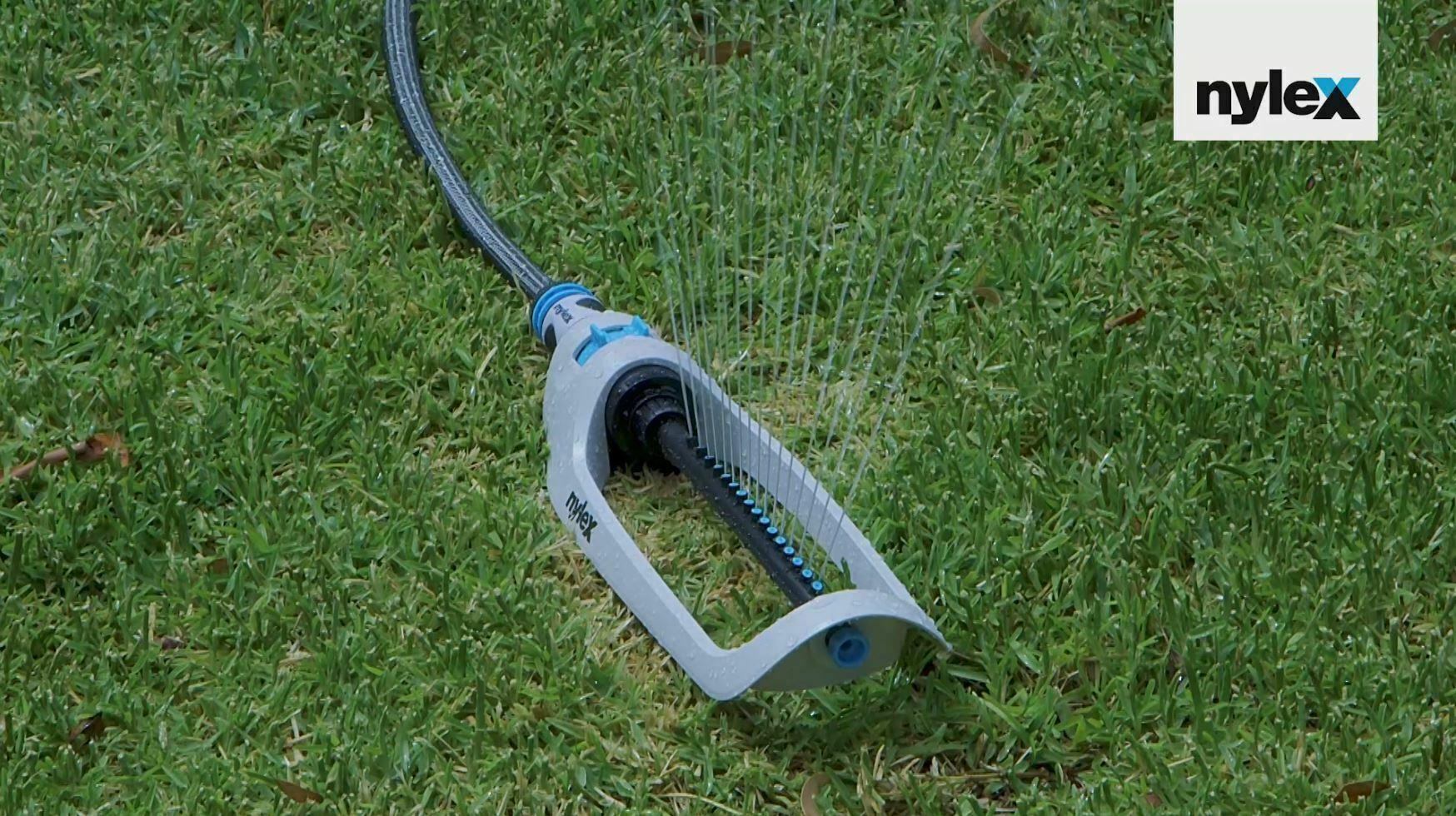 Nylex Essential Watering Tips – Watering Lawns