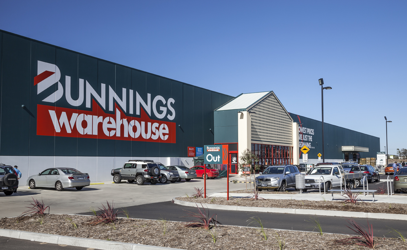 'Nylex Big Splash' Bunnings events
